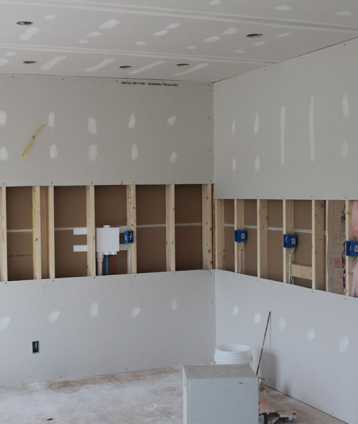 Drywall - Magic Painting